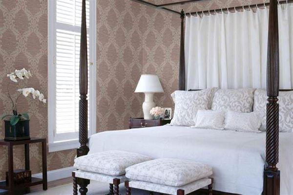 Modern Renkli Ve Desenli Yatak Odası Duvar Kağıtları desenli yatak odası duvar kağıtları - yatak odasi modern yeni duvar kagit modelleri - Modern Renkli Ve Desenli Yatak Odası Duvar Kağıtları