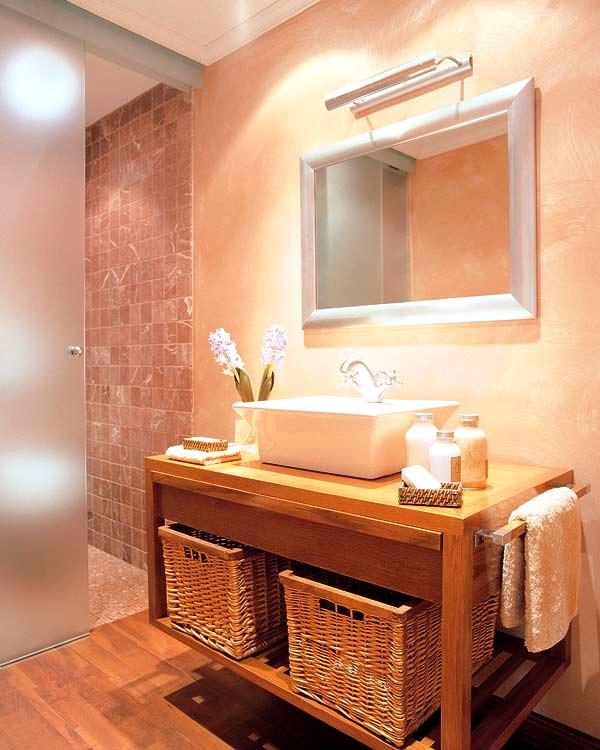 Banyo Lavabo Dolap Tasarımları 1