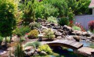 Bahçenize Dekoratif Süs Havuzu Oluşturma Fikirleri
