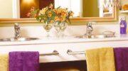 Banyo Lavabo Dolap Tasarımları