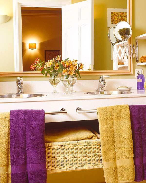 Banyo Lavabo Dolap Tasarımları 3