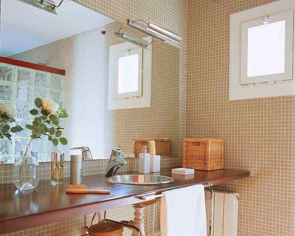 Banyo Lavabo Dolap Tasarımları 4
