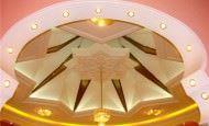 Modern Tasarım Alçıpan Tavan Dekorasyon Stilleri