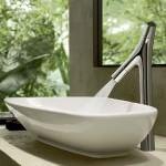 lavabo musluk modelleri musluk modelleri - philippe stark faucets axor starck organic 150x150 - Modern Tasarım Musluk Modelleri