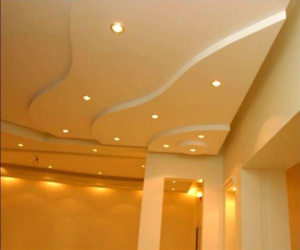 alçıpan tavan modelleri