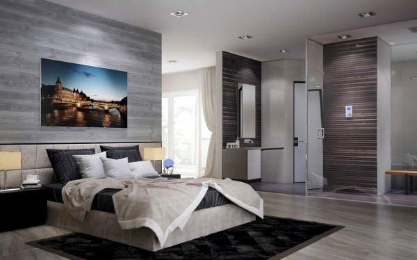 Modern Değişik Ev Dekorasyon Stilleri 18