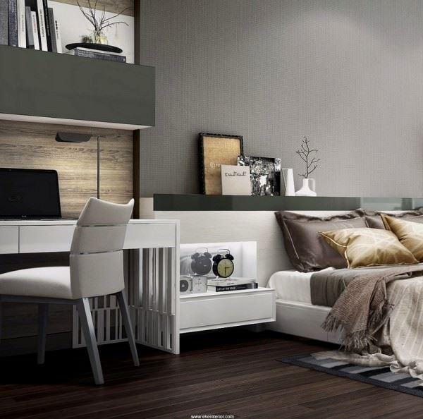 Modern Değişik Ev Dekorasyon Stilleri 3