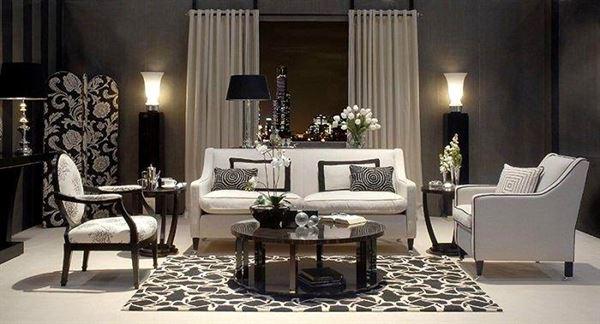En Güzel Dekorasyonlu Oturma Odaları 1