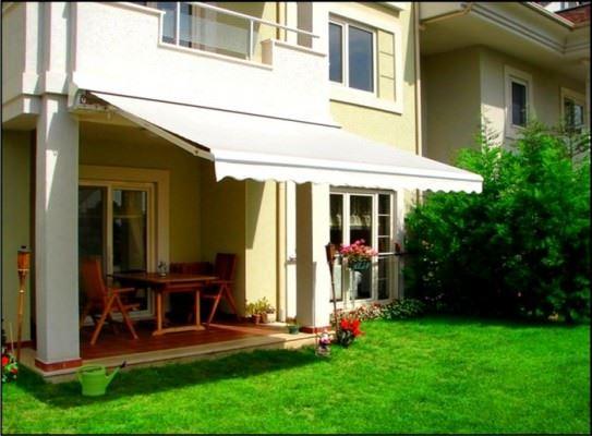 Balkon Teras Güneş Tentesi Modelleri 2