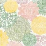 angora lapis plus geometrik desenli halı koleksiyonu - angora hali renkli desenli hali 150x150