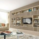 Modern Dekoratif 2014 Tv Duvar Ünite Tasarımları