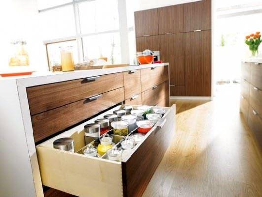 Mutfak Dolap Çekmece Modelleri 11