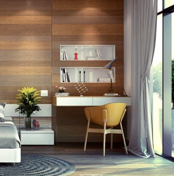 Modern Değişik Ev Dekorasyon Stilleri 1