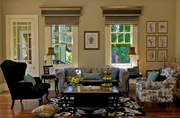 etkileyici modern salon dekorasyon fikirleri - dekoratif modern ilgi cekici salon dekorasyon 1 611x400 - Etkileyici Modern Salon Dekorasyon Fikirleri