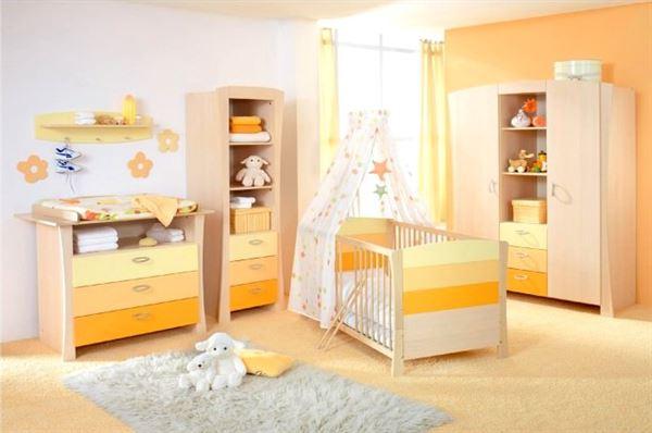 şirin bebek odası