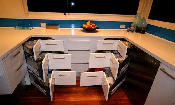 Mutfak Dolap Çekmece Modelleri 10