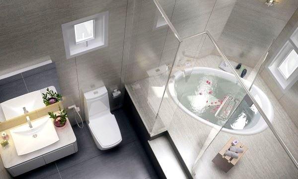 Modern Değişik Ev Dekorasyon Stilleri 5
