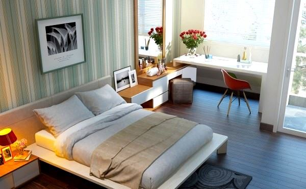 Modern Değişik Ev Dekorasyon Stilleri 6