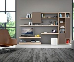 Modern Dekoratif Tv Duvar Ünite Tasarımları