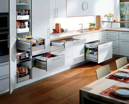 Mutfak Dolap Çekmece Modelleri 9