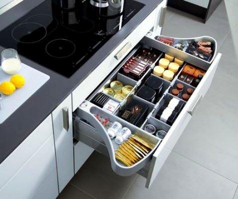 Mutfak Dolap Çekmece Modelleri 3