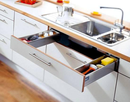 Mutfak Dolap Çekmece Modelleri 2