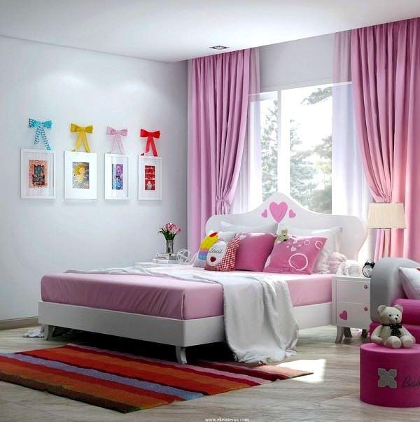 Modern Değişik Ev Dekorasyon Stilleri 10