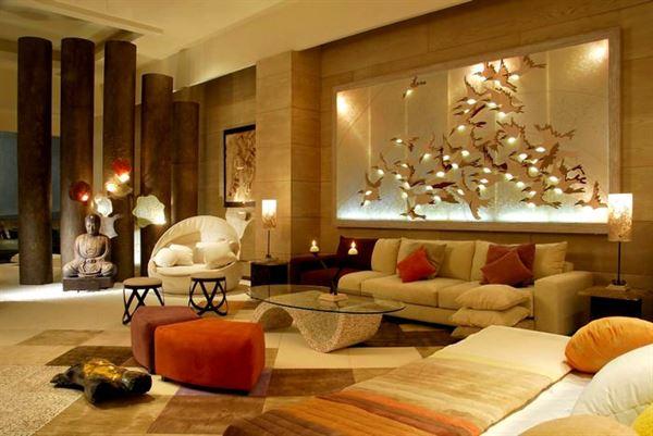 Etkileyici Modern Salon Dekorasyon Fikirleri etkileyici modern salon dekorasyon fikirleri - renkli cok guzel salon dekorasyon - Etkileyici Modern Salon Dekorasyon Fikirleri