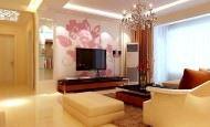 Oturma Odası Tv Arkası Duvar Dekorasyon Fikirleri