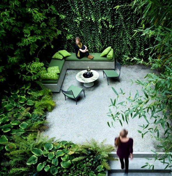 balkon yeşillendirme