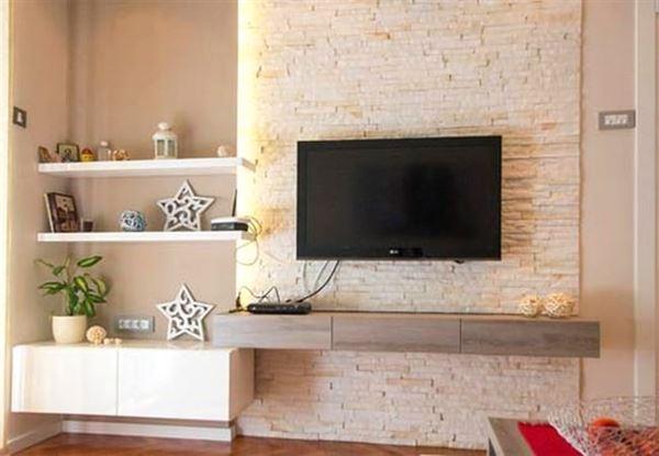tv-arkasi-duvar-dekorasyon-fikirleri
