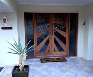 Ahşap İç Ve Dış Kapı Modelleri