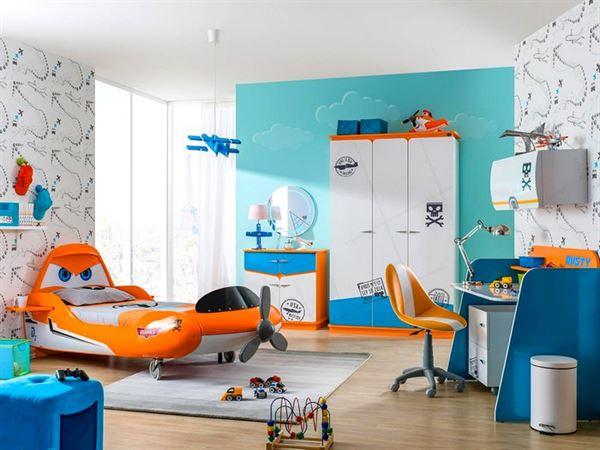 Alfemo-Kids-Teens-Genc-odasi-modelleri alfemo kids &teens genç odası modelleri - alfemo mobilya cocuk odasi planes 2014 - Alfemo Kids &Teens Genç Odası Modelleri