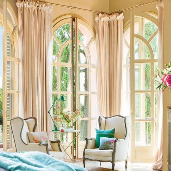 vintage yatak odası dekorasyonu - dekoratif vintage yatak odasi - Vintage Yatak Odası Dekorasyonu
