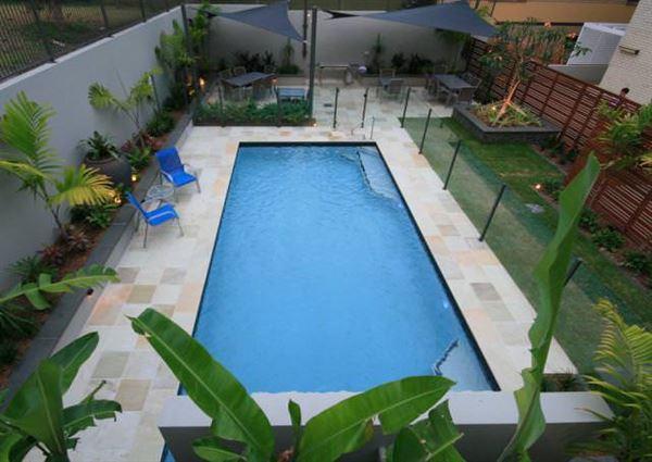 bahçede havuz keyfi - havuz modelleri - Bahçede Havuz Keyfi