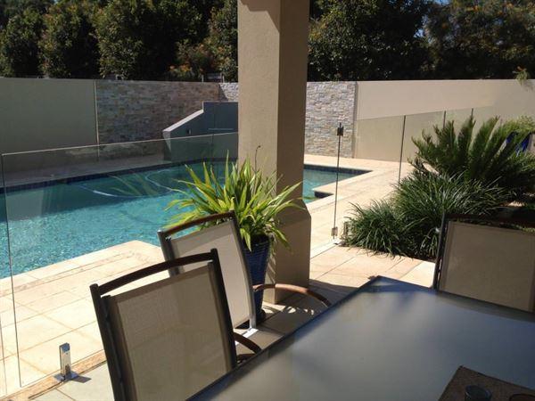 bahçede havuz keyfi - havuz tasarimlari - Bahçede Havuz Keyfi