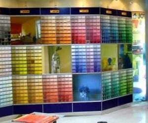 Jotun Boya 2014 İç Mekan Duvar Boya Renkleri