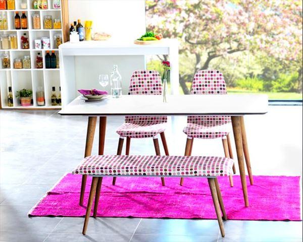 Alfemo 2014 Mutfak Masası Modelleri 4