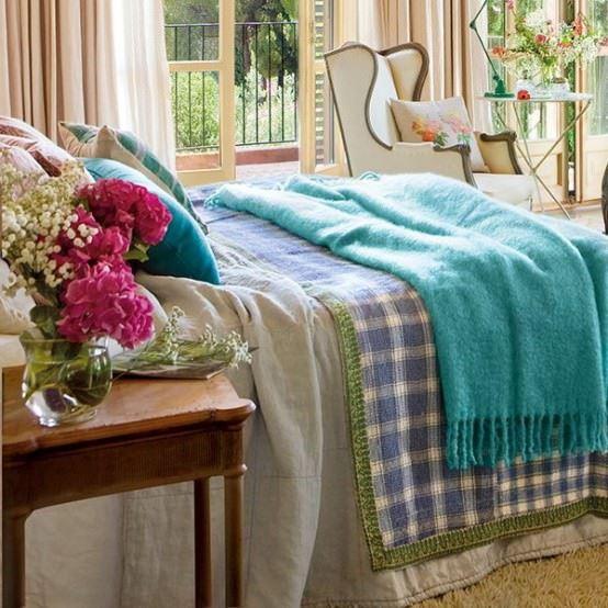 vintage yatak odası dekorasyonu - vintage stili yatak odasi - Vintage Yatak Odası Dekorasyonu