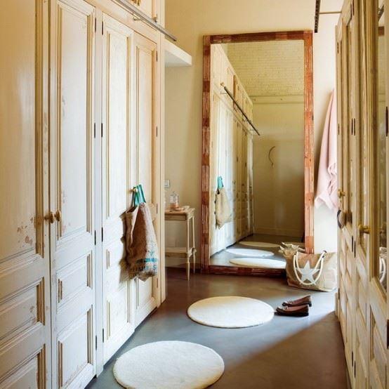 vintage yatak odası dekorasyonu - vintage tasarimli yatak odasi - Vintage Yatak Odası Dekorasyonu