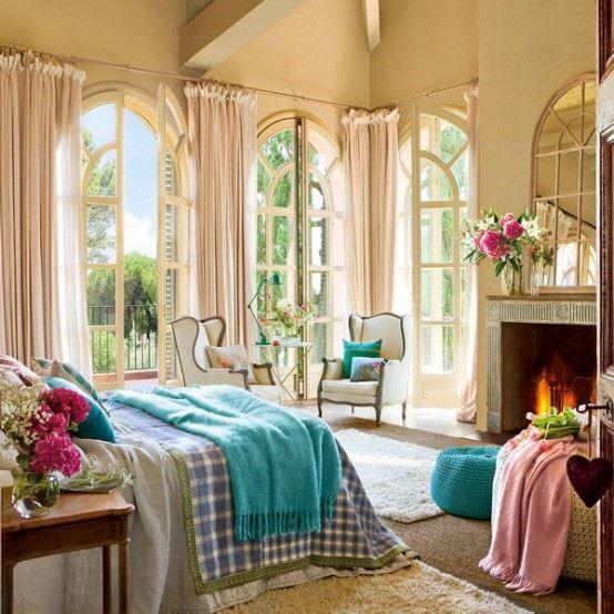 vintage yatak odası dekorasyonu - vintage yatak odasi dekorasyon - Vintage Yatak Odası Dekorasyonu