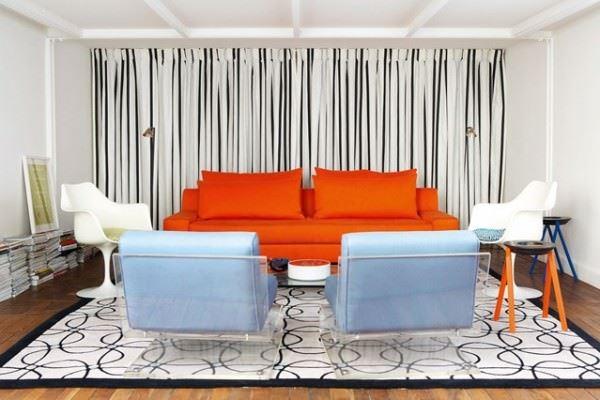 Günlük Odalarınıza Çarpıcı Dekorasyon Stilleri 8