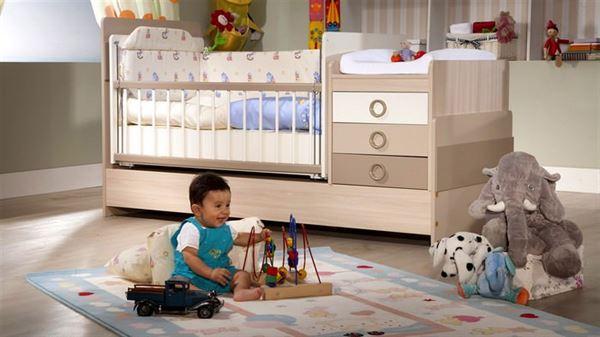 Bellona Mobilya Bebek Odası Tasarımları 10