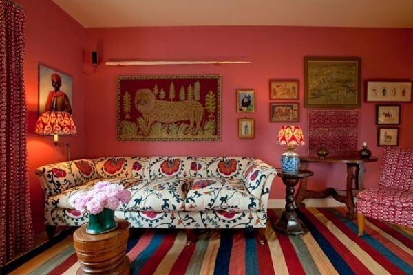 Günlük Odalarınıza Çarpıcı Dekorasyon Stilleri 12