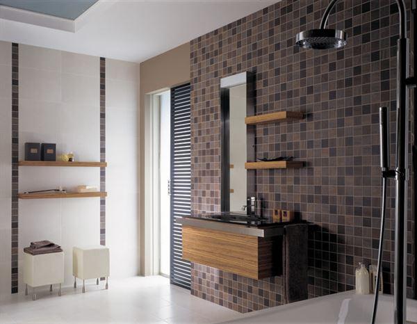 Zarif Çok Güzel Banyo Tasarım Fikirleri 19