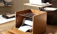 Küçük Evlerde Fonksiyonel Mobilyalarla Çalışma Ortamı
