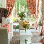 yazlık giriş dekorasyon sundurma dekorasyon modelleri - joyful summer porch decor ideas 150x150 - Yazlık Ev Sundurma Dekorasyon Modelleri