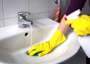 lavabo temizlik