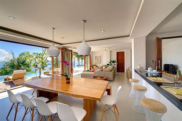 okyanus manzaralı yazlık ev dekorasyonu ve mimarisi - malimbu cliff villa - Okyanus Manzaralı Yazlık Ev Dekorasyonu Ve Mimarisi