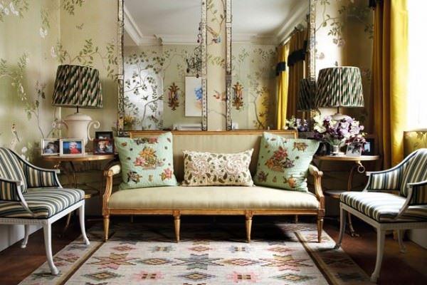 Günlük Odalarınıza Çarpıcı Dekorasyon Stilleri 6